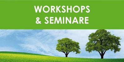 Workshops & Seminare
