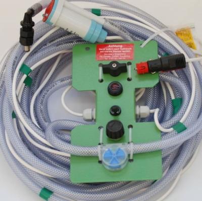 EM-Dosieranlge - 12 Volt Stecker
