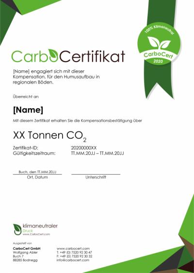 CarboCertifikat